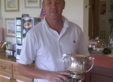 Jamie Morris (Peebles)Winner of the Strokeplay Championship 2015.